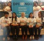 DPINGO staff girls cut